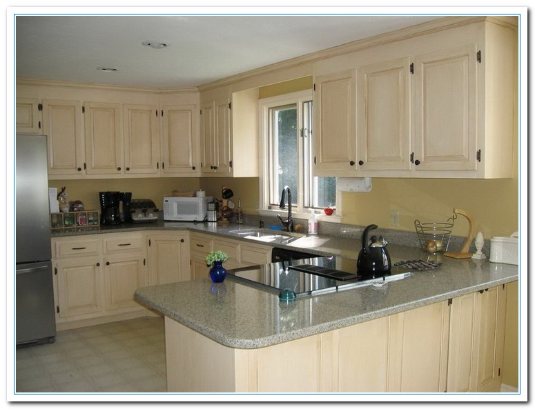 kitchen cabinet colors and ideas photo - 8