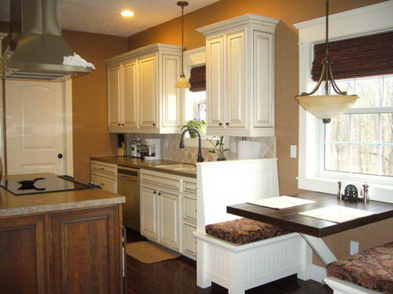 kitchen cabinet colors and ideas photo - 9
