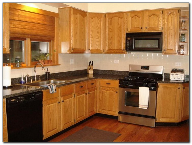 kitchen cabinet colors ideas photo - 9