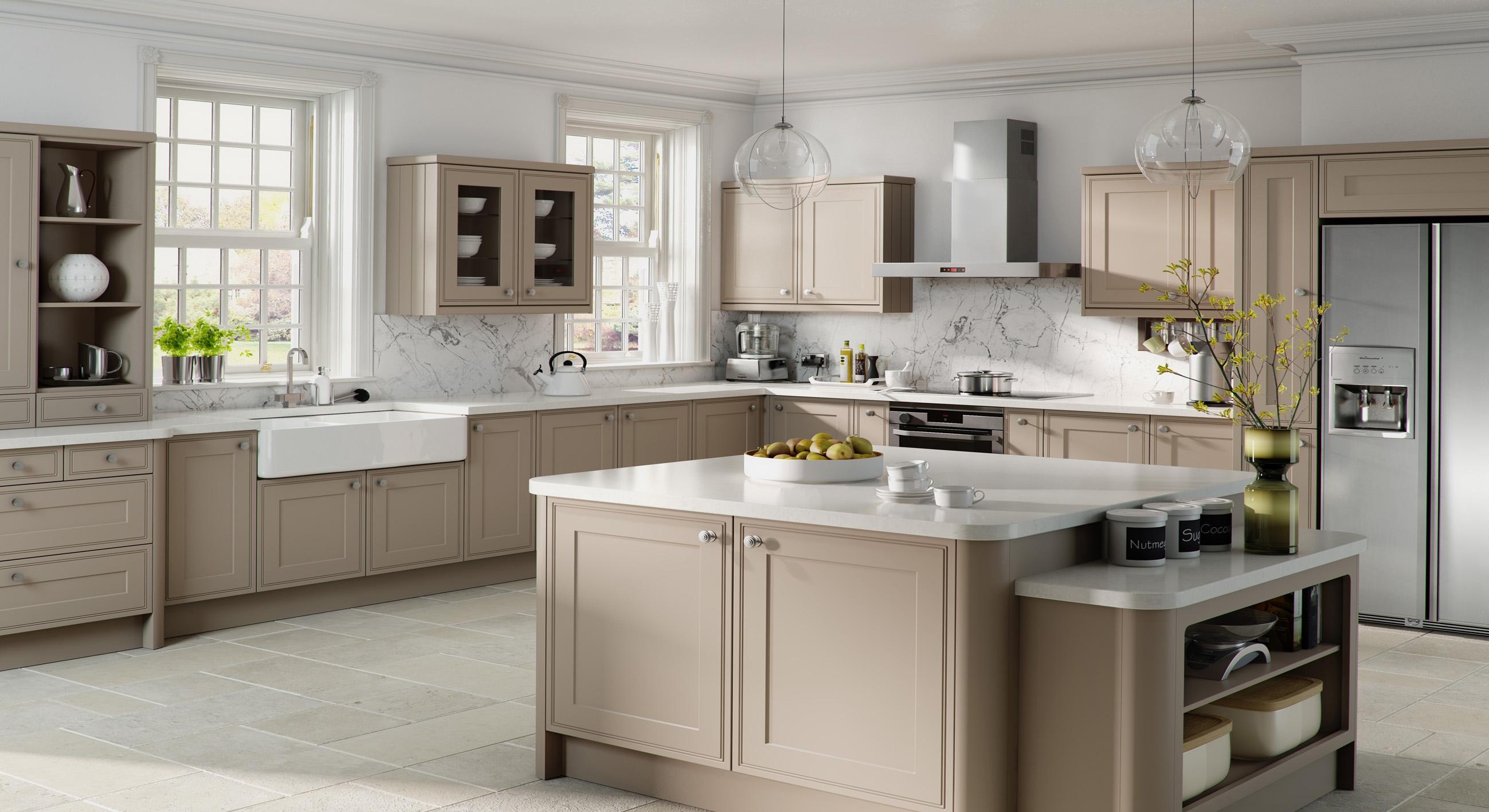 kitchen cabinet finishing ideas photo - 4