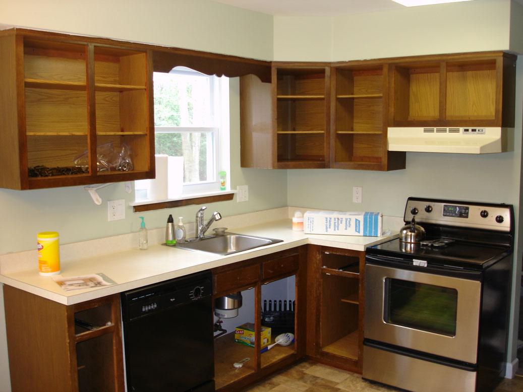kitchen cabinet finishing ideas photo - 5
