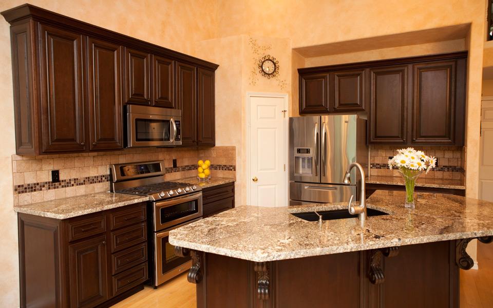 kitchen cabinet finishing ideas photo - 6