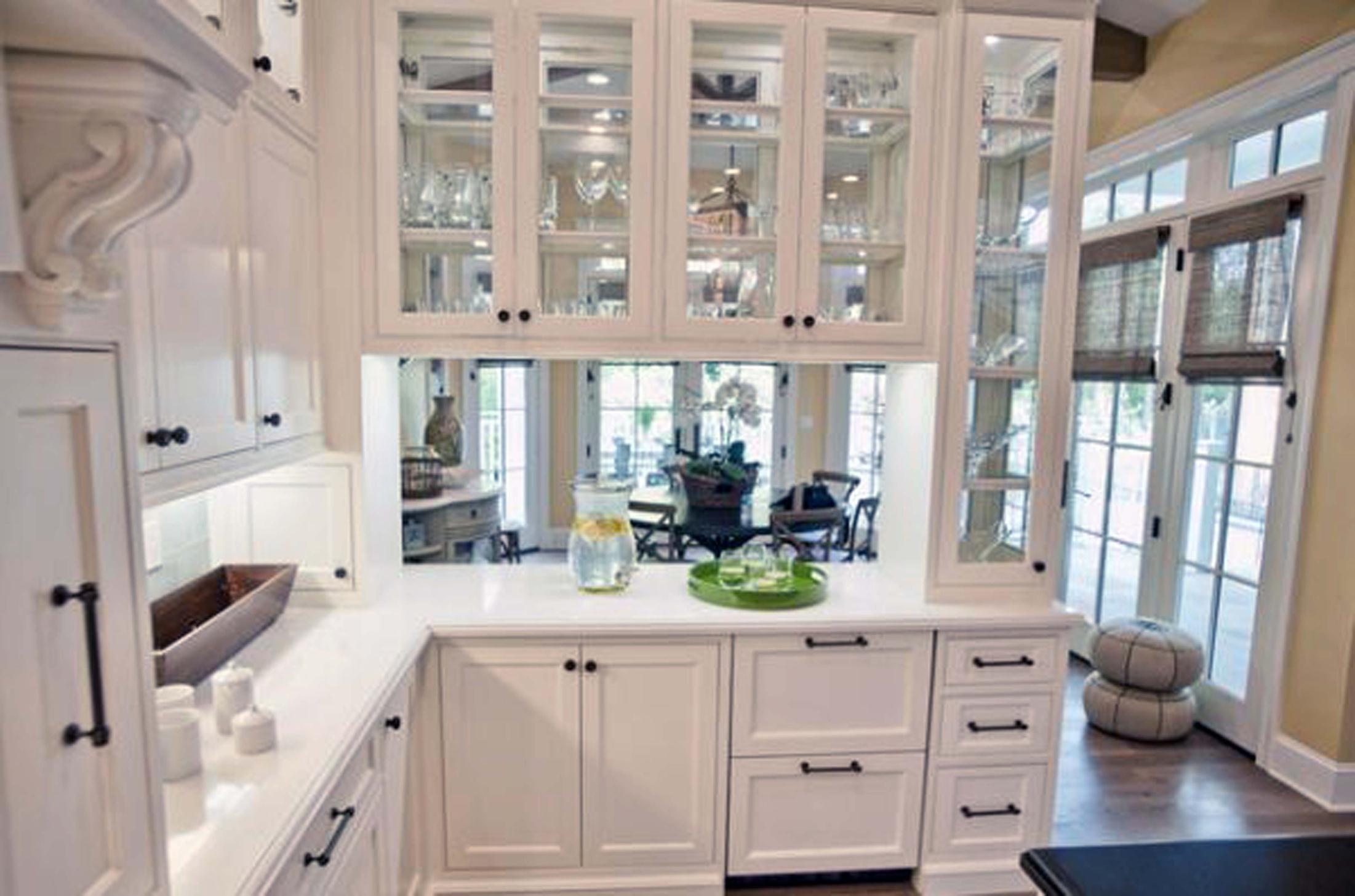 kitchen cabinet front ideas photo - 2