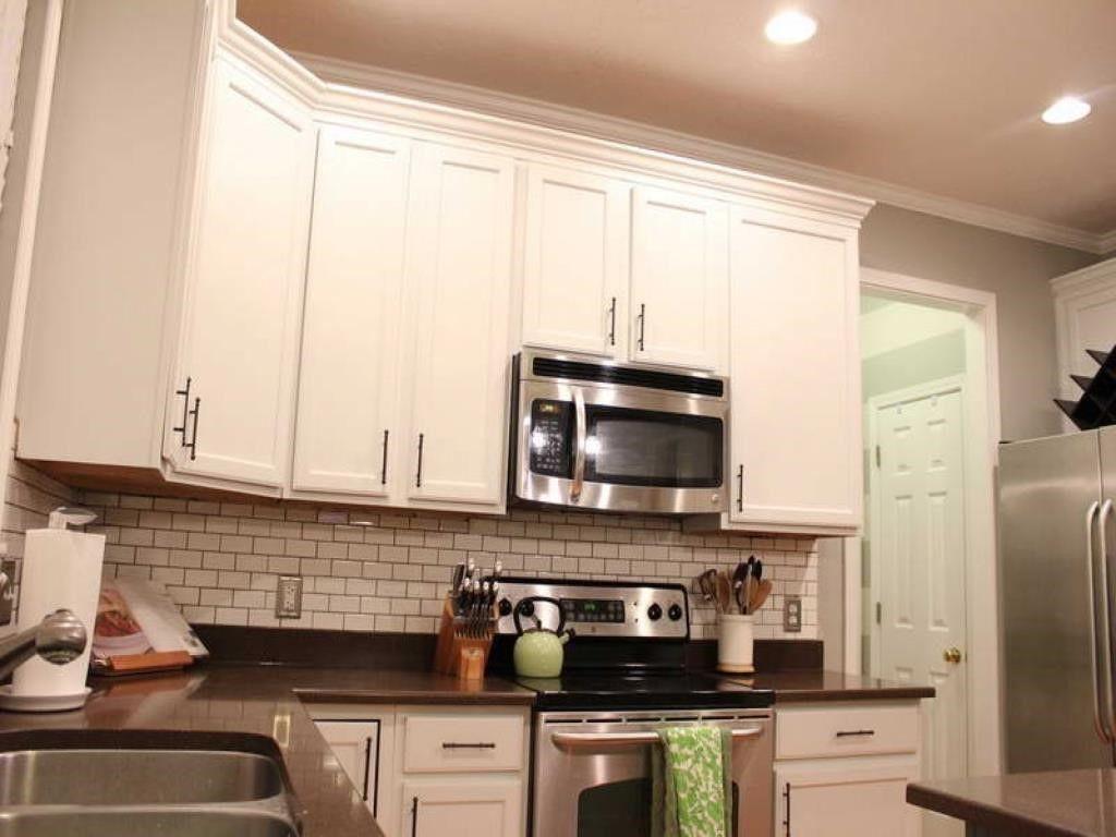 kitchen cabinet handle ideas photo - 1