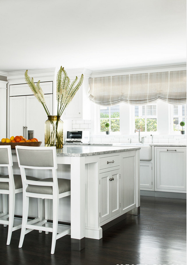 kitchen cabinet ideas beach house photo - 10