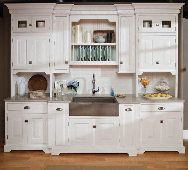 kitchen cabinet ideas beach house photo - 8