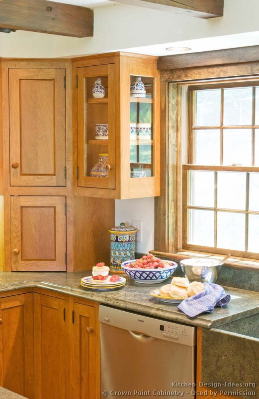 Kitchen Cabinet Ideas For Corners Photo   7