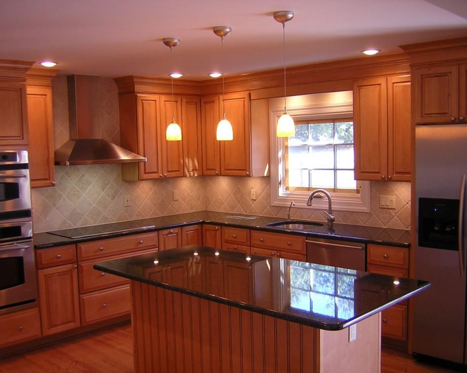 kitchen cabinet ideas with island photo - 10