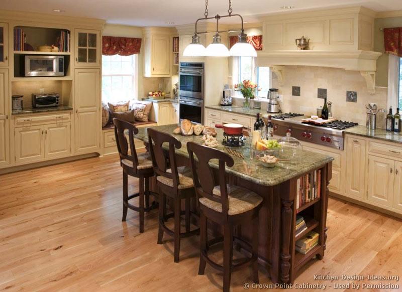 kitchen cabinet ideas with island photo - 4