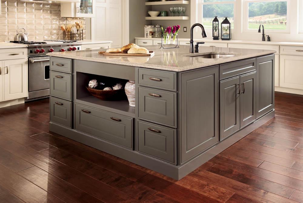 kitchen cabinet ideas with island photo - 6