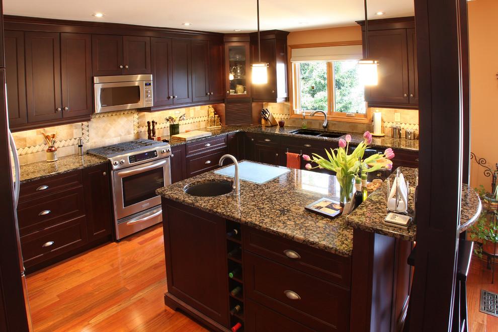 kitchen cabinet pull ideas photo - 7