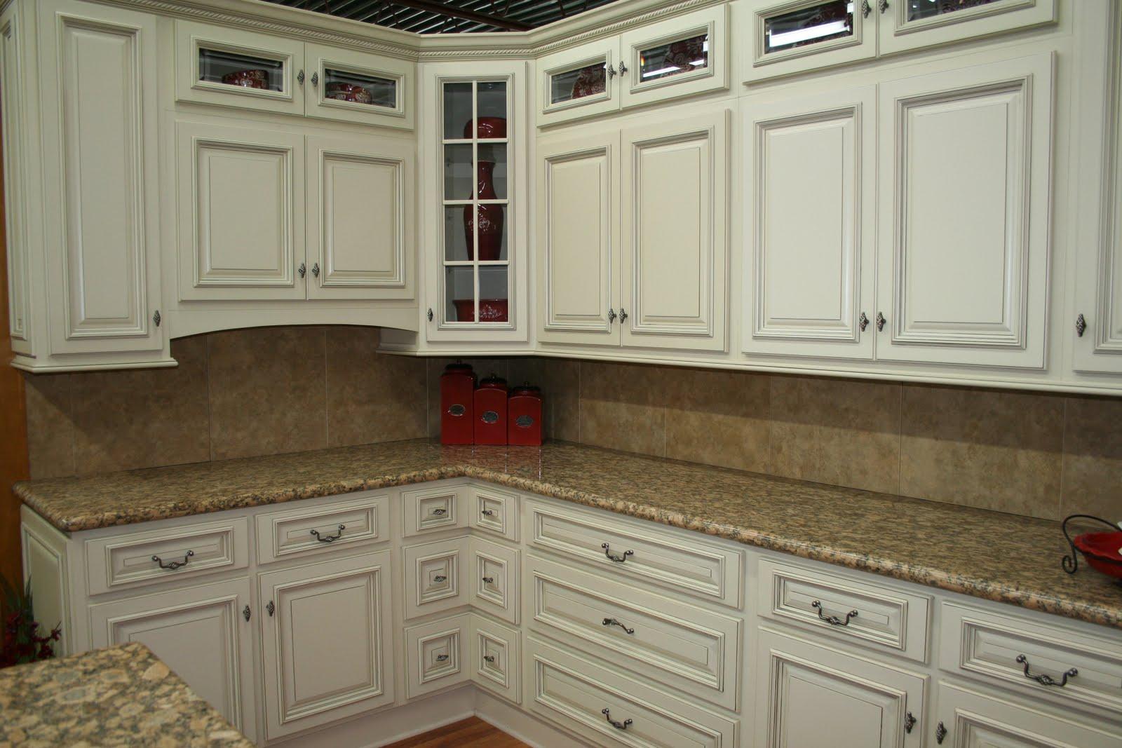 Kitchen Cabinet Refacing Ideas White Photo   3