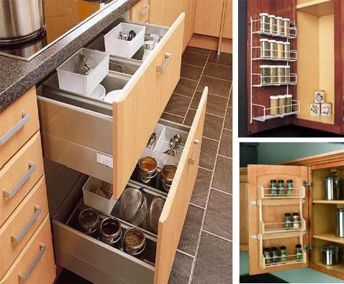 kitchen cabinet shelf ideas photo - 10