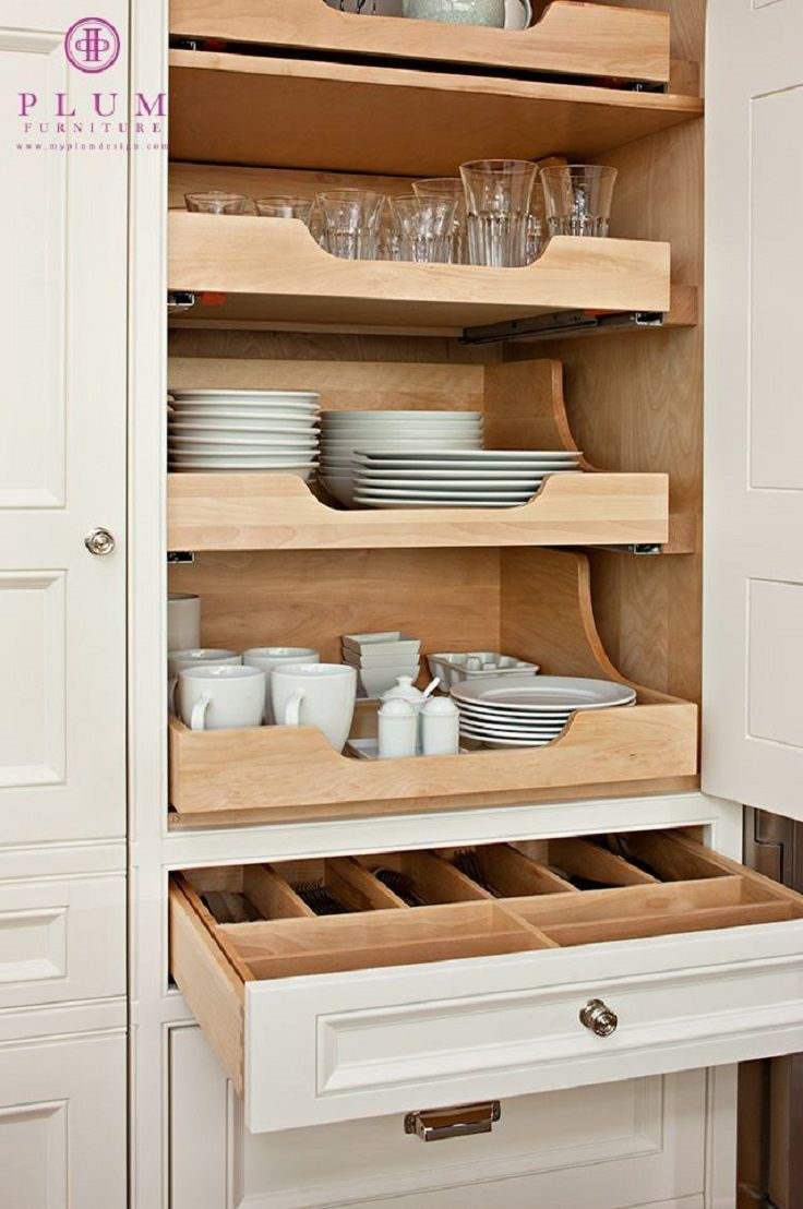 kitchen cabinet shelf ideas photo - 3