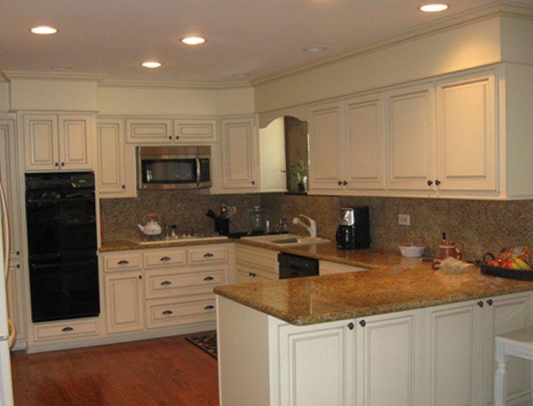 kitchen cabinet soffit ideas photo - 10