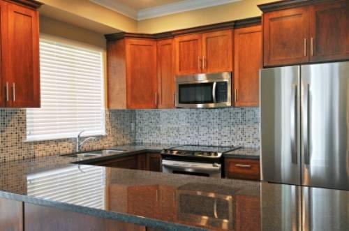 kitchen cabinet soffit ideas photo - 2