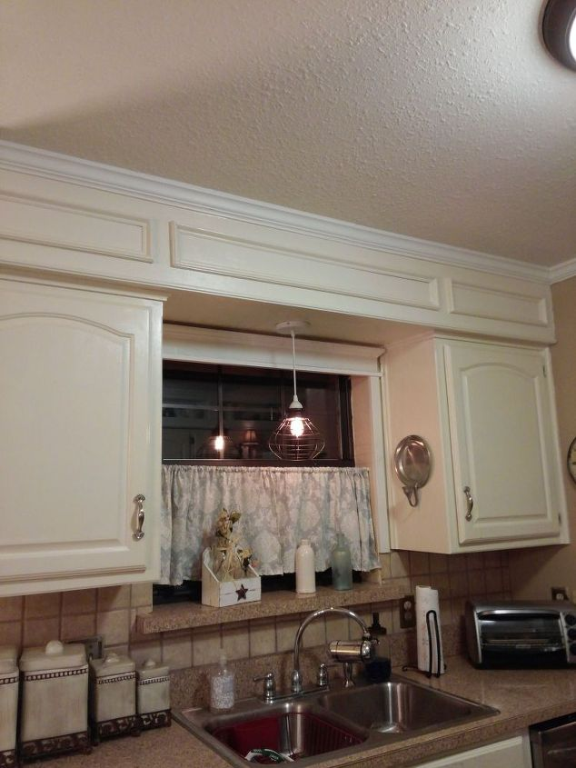 kitchen cabinet soffit ideas photo - 3