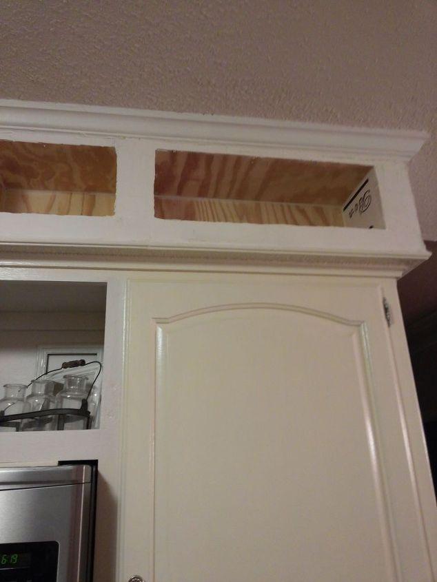 kitchen cabinet soffit ideas photo - 7