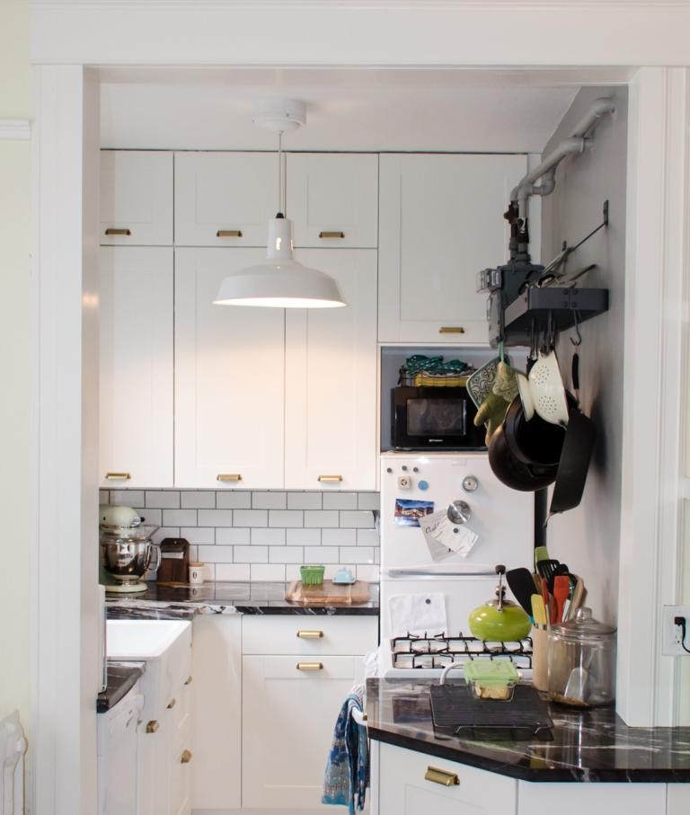 kitchen cabinet space ideas photo - 1