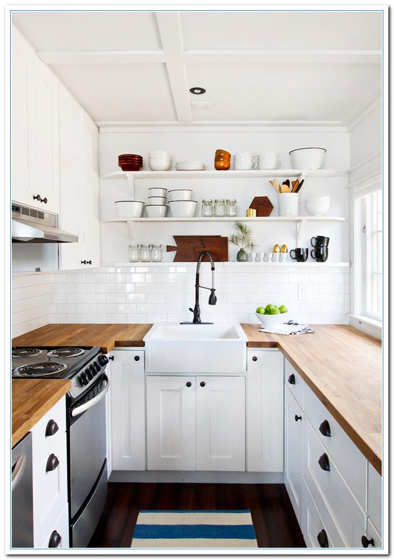 kitchen cabinet space ideas photo - 10