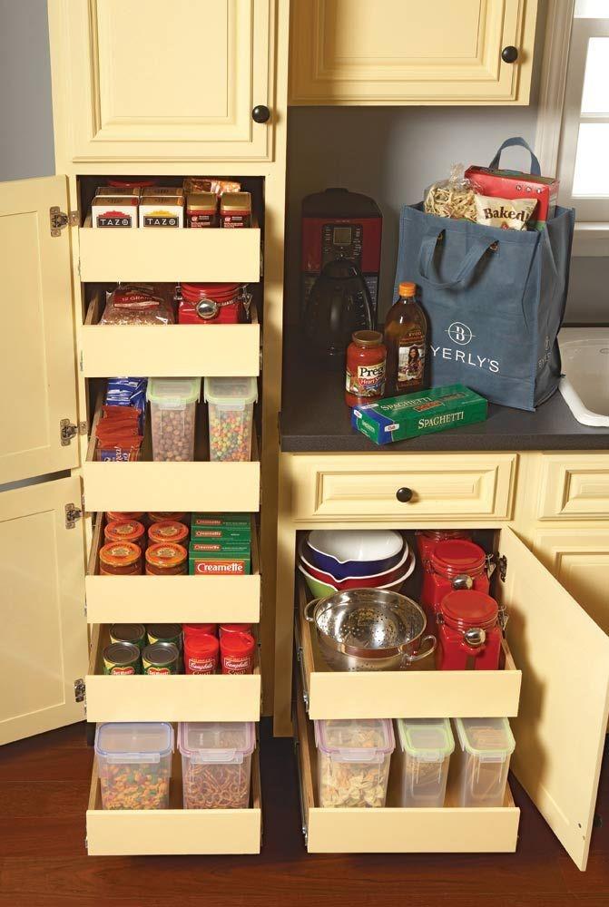 kitchen cabinet space ideas photo - 2
