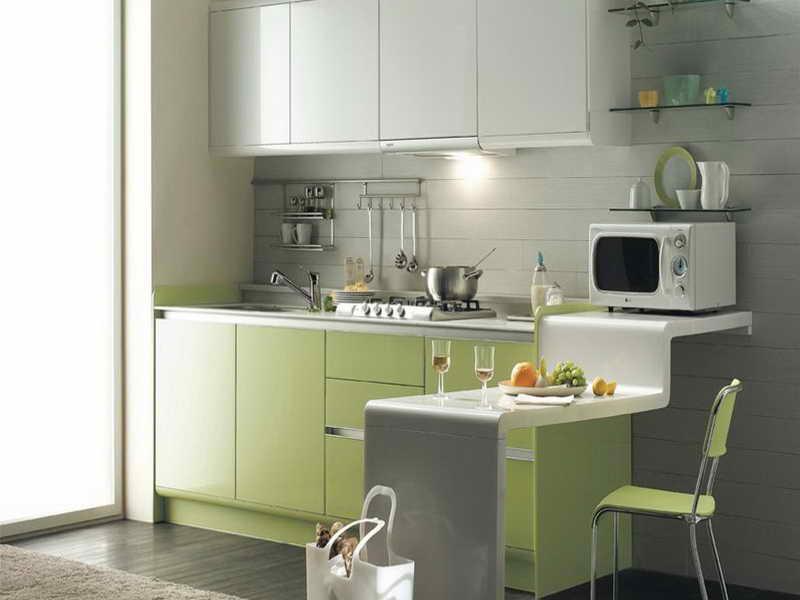 kitchen cabinet space ideas photo - 7