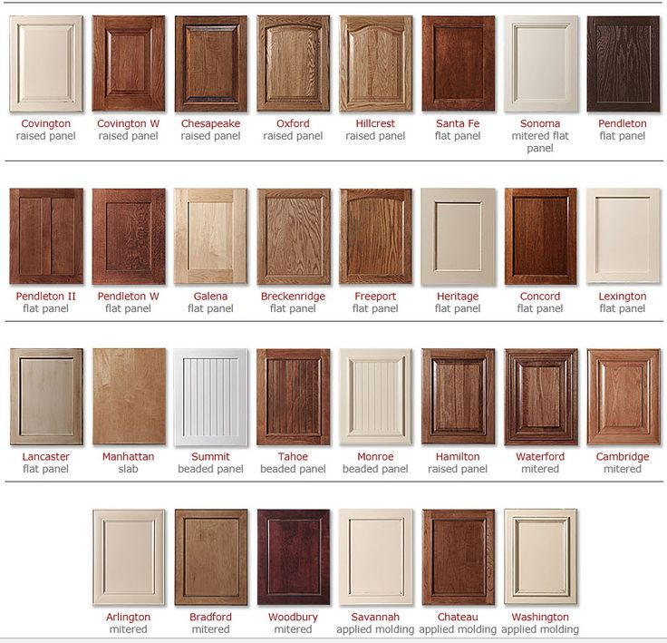 kitchen cabinet stain choices photo - 5