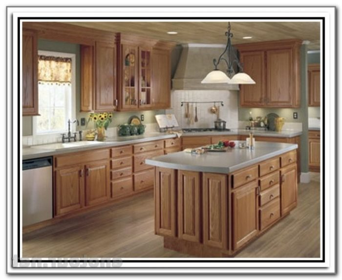 Kitchen Cabinet Stain Colors Home Depot Hawk Haven