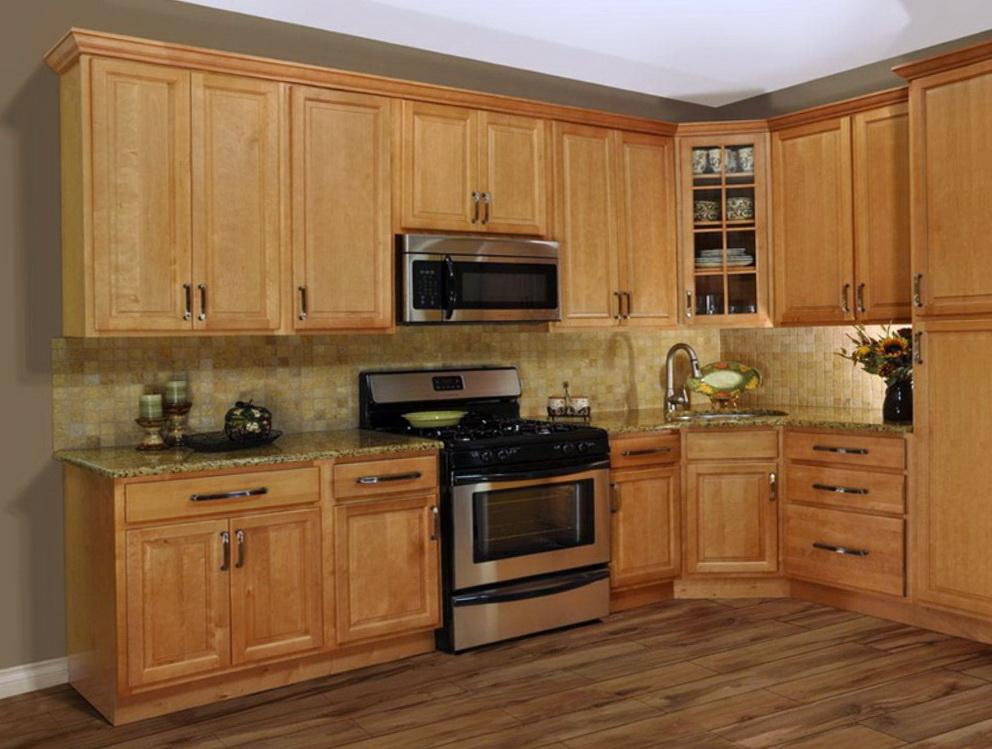 kitchen cabinet stain ideas photo - 5
