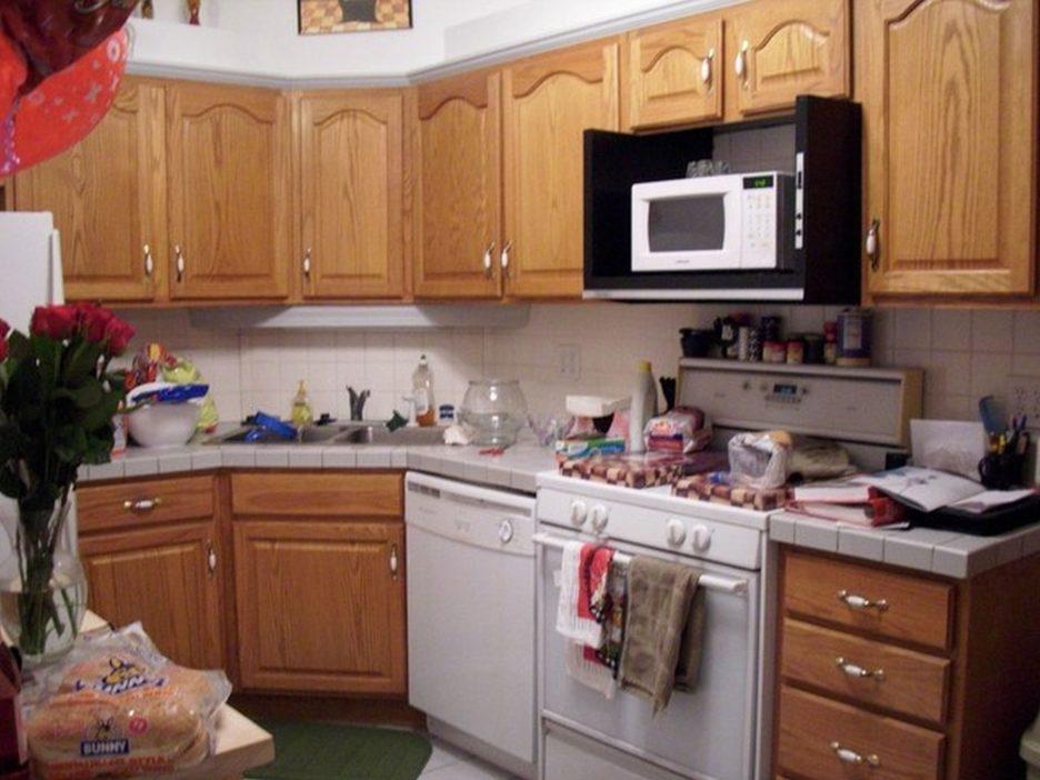 kitchen cabinet stain kit photo - 10