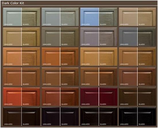 kitchen cabinet stain kit photo - 4