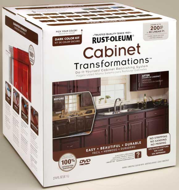 kitchen cabinet stain kit photo - 6