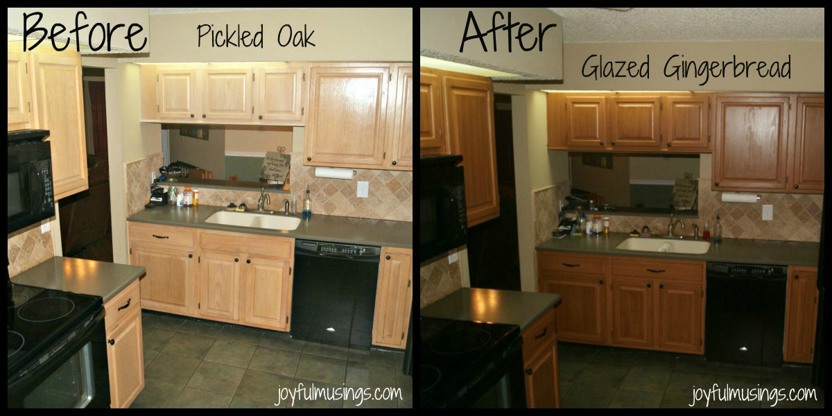 kitchen cabinet stain kit photo - 9