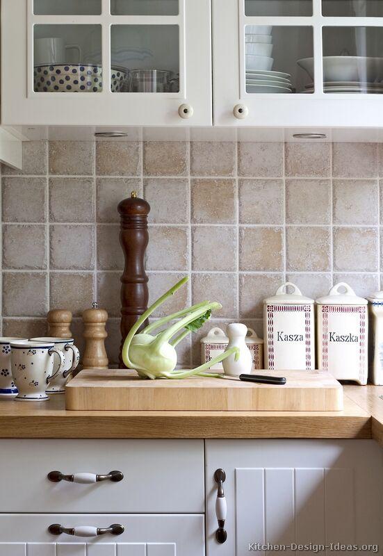 kitchen cabinet tile ideas photo - 2