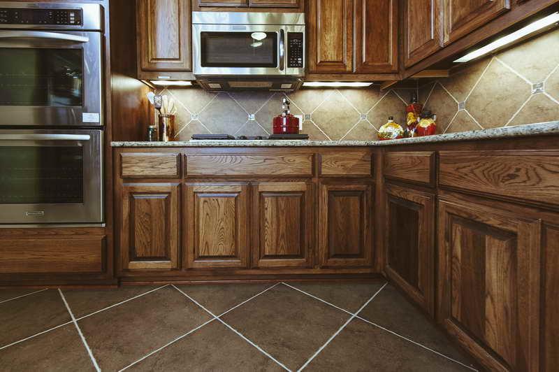 kitchen cabinet tile ideas photo - 4