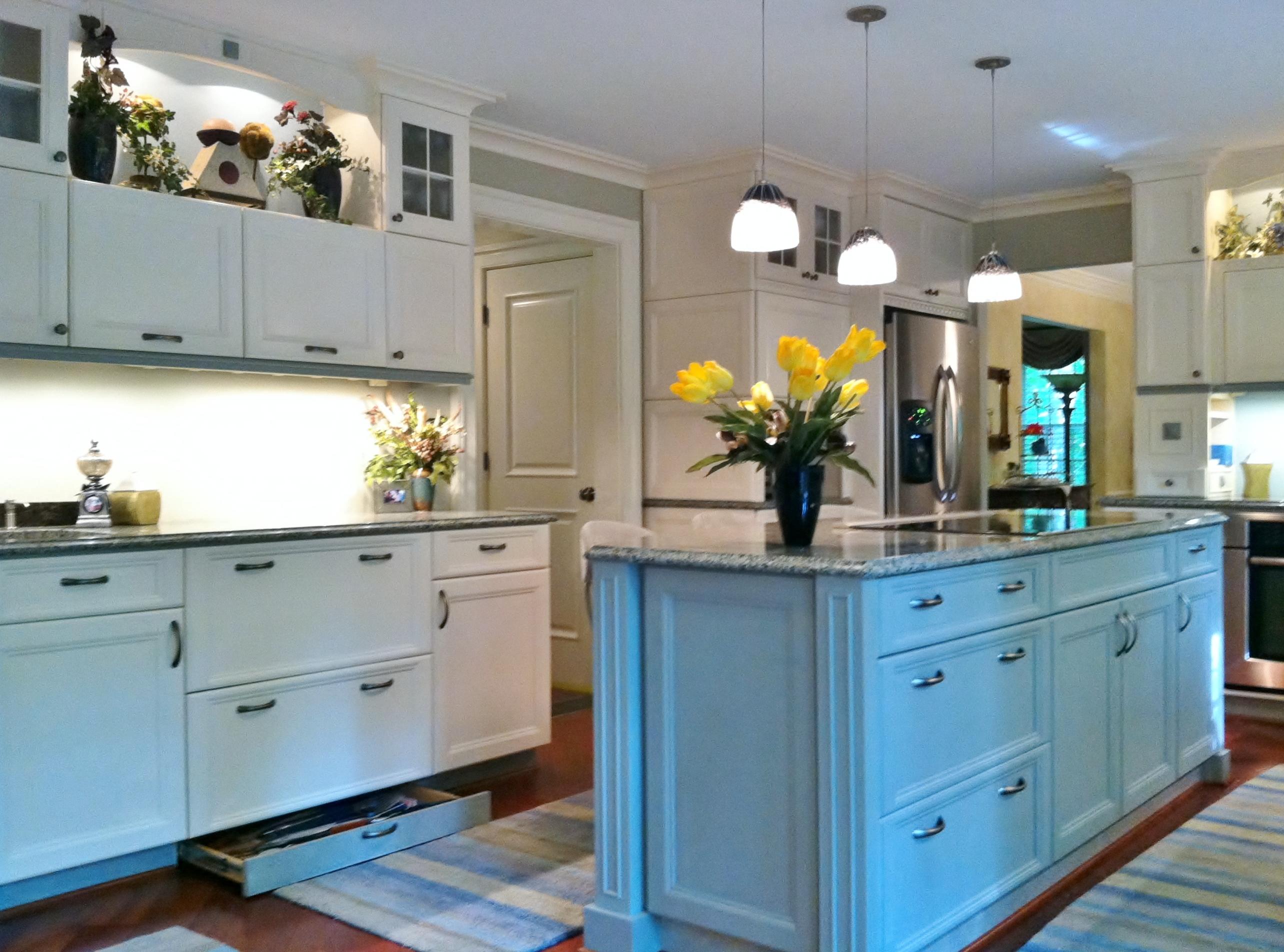 Kitchen cabinet toe kick ideas | Hawk Haven