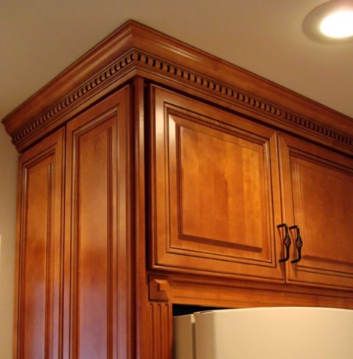 Kitchen cabinet trim ideas | Hawk Haven