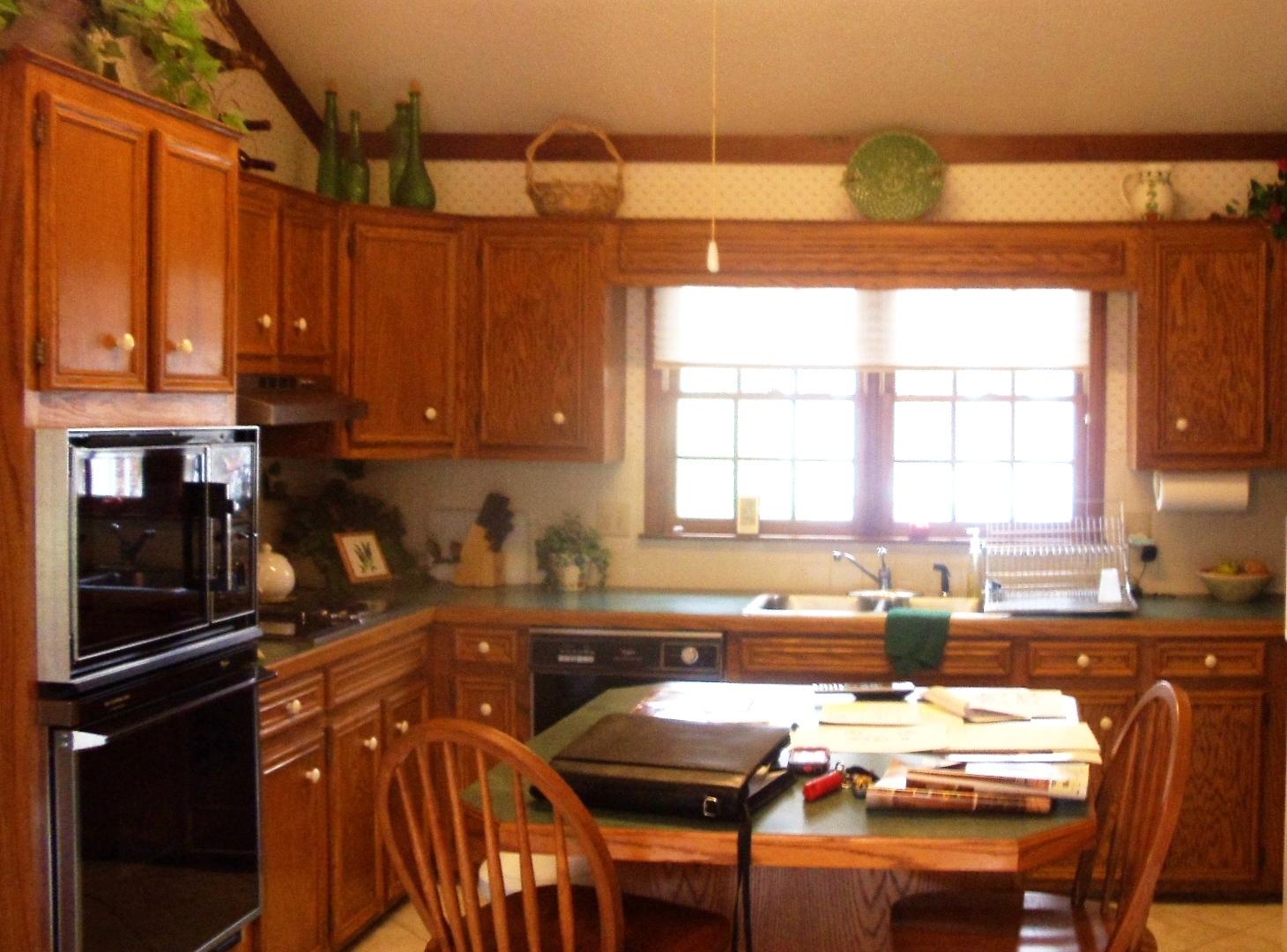 Kitchen cabinet valance ideas | Hawk Haven