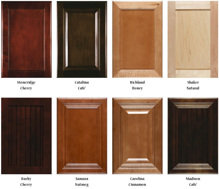 wood stains for kitchen cabinets Oak Cabinet Stain Colors ZR08 Roccommunity