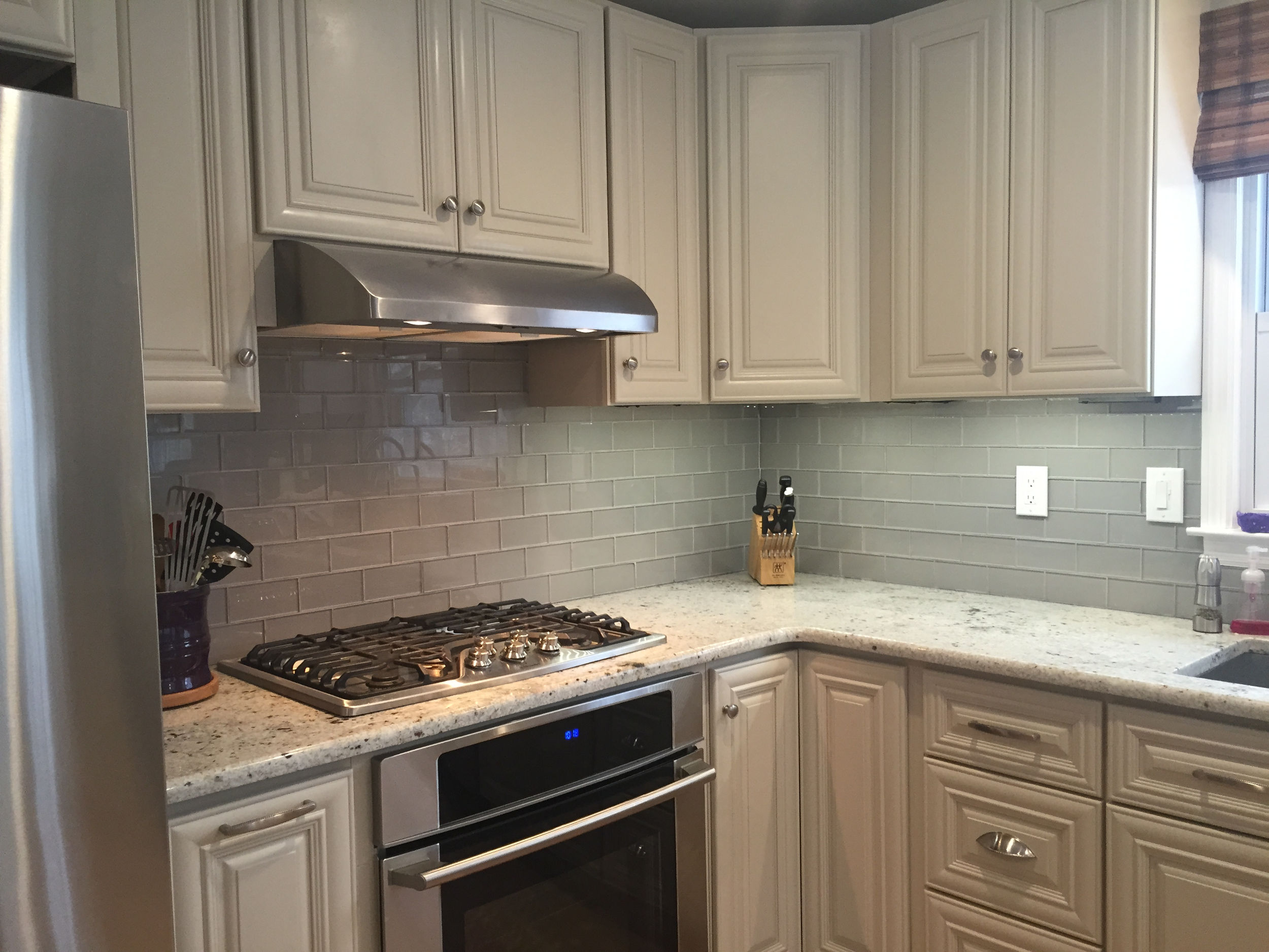 kitchen cabinets backsplash ideas photo - 2
