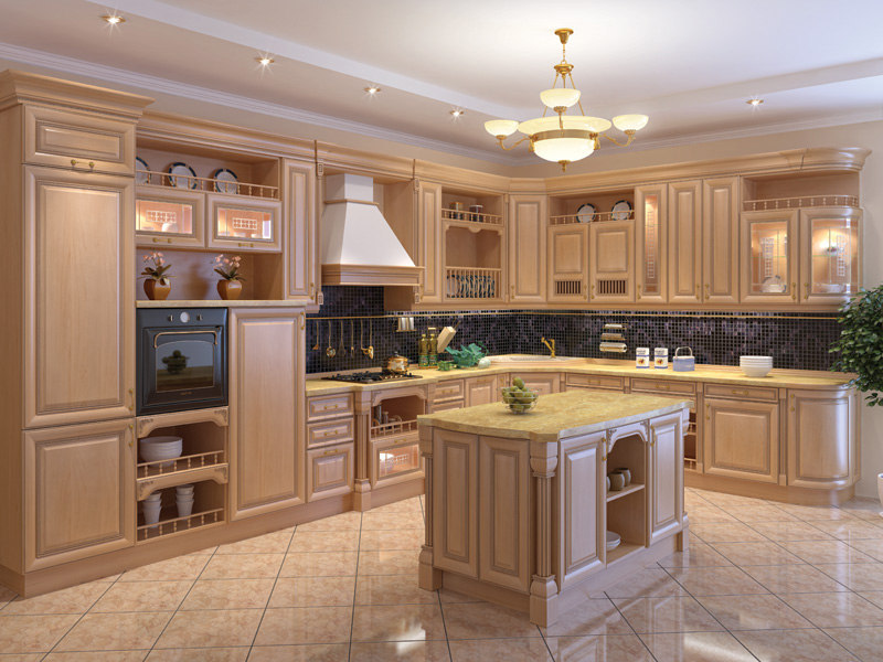 kitchen cabinets design and ideas photo - 2