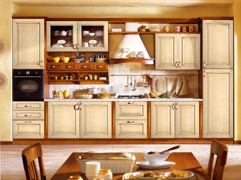 kitchen cabinets design and ideas photo - 8