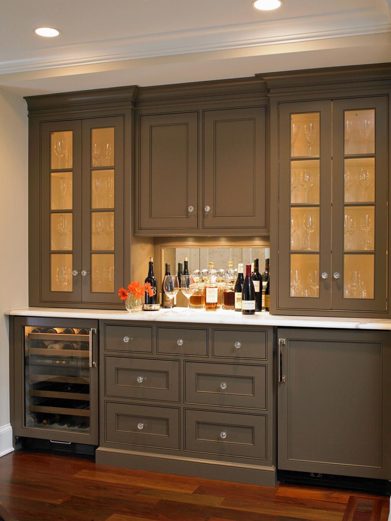 kitchen cabinets ideas colors photo - 1