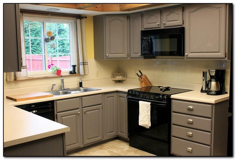 kitchen cabinets ideas colors photo - 10