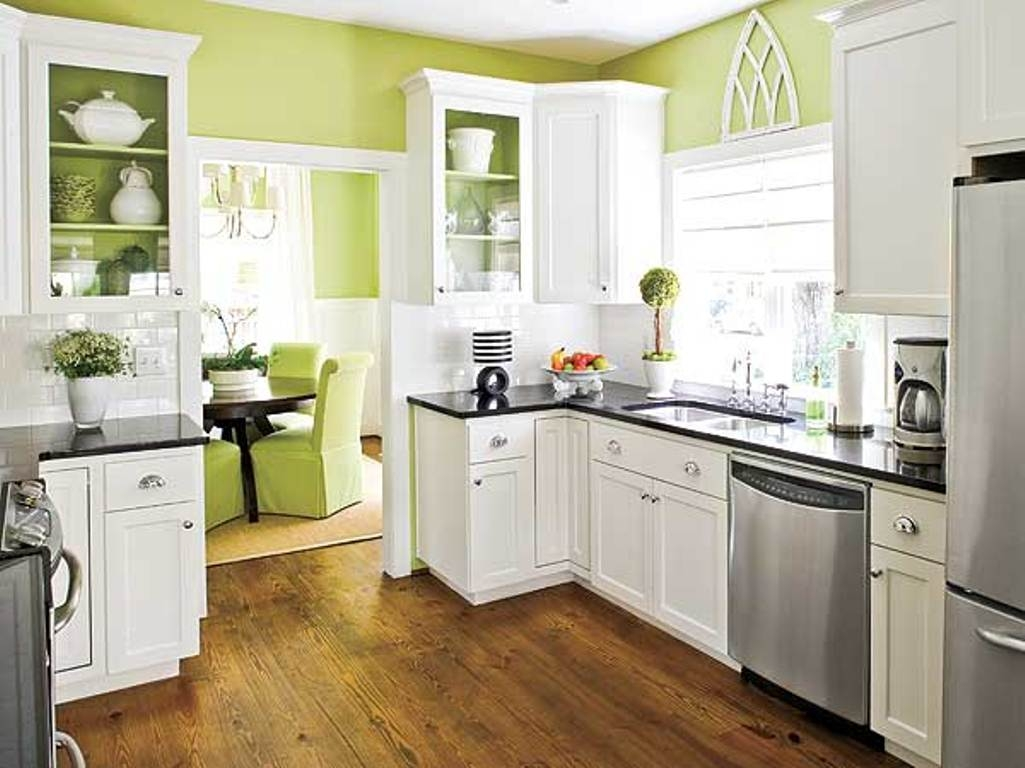 kitchen cabinets ideas colors photo - 6
