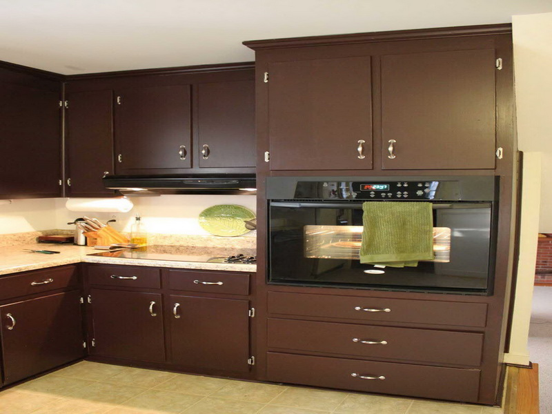 kitchen cabinets ideas colors photo - 7