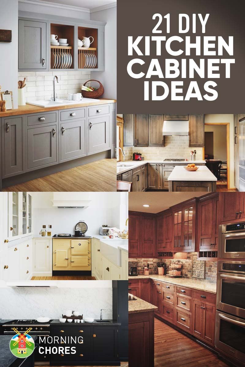 kitchen cabinets ideas diy photo - 1