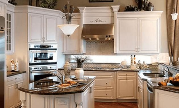 kitchen cabinets molding ideas photo - 6