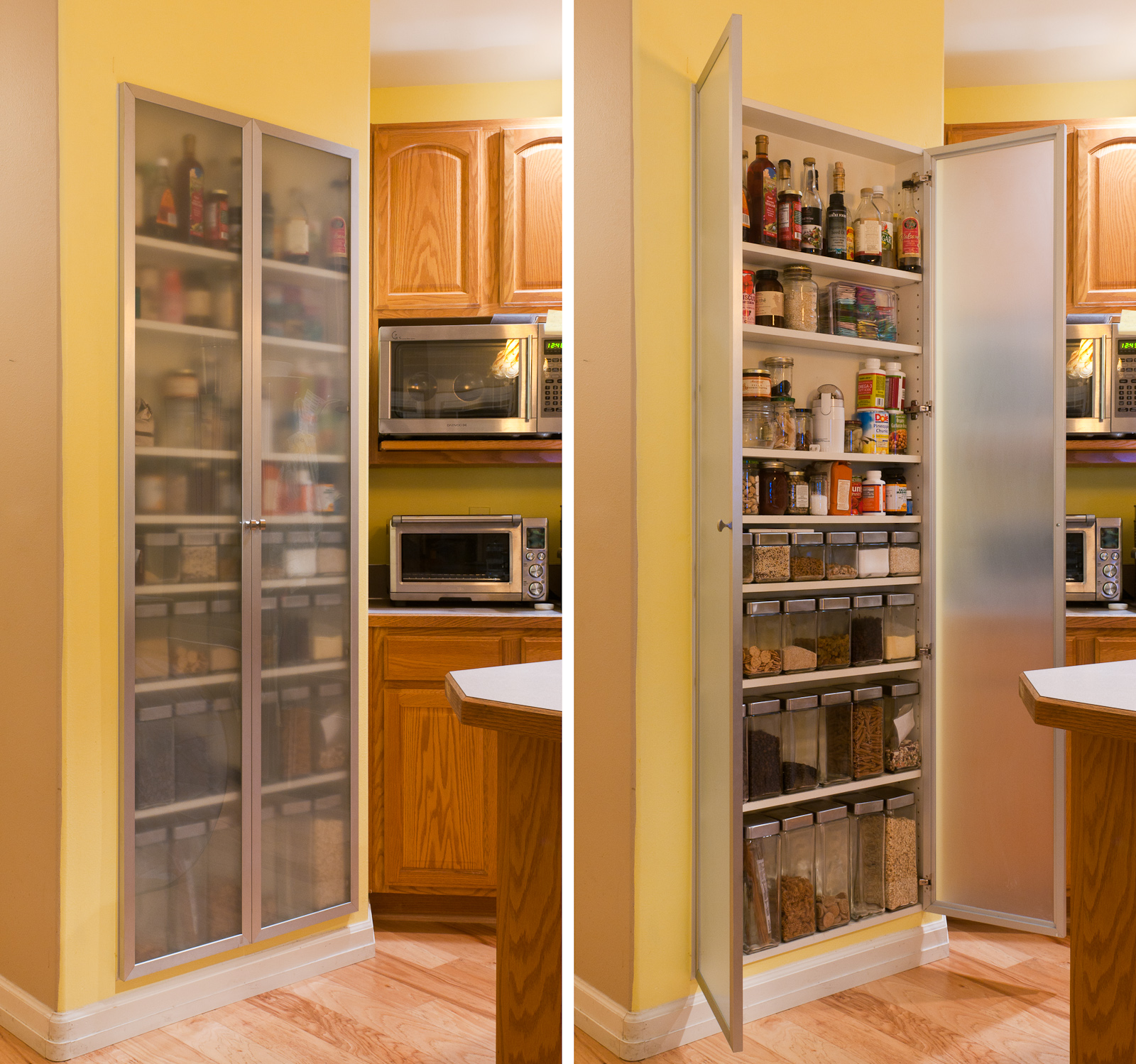kitchen cabinets pantry ideas photo - 10