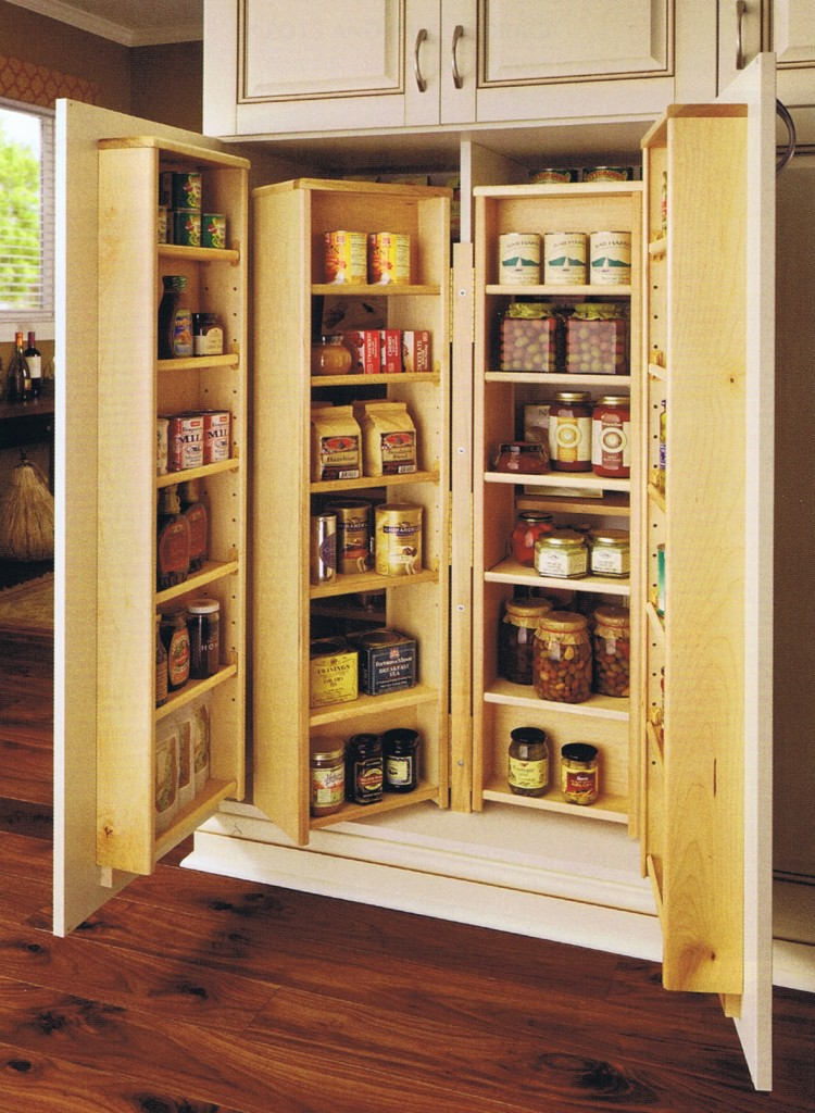 kitchen cabinets pantry ideas photo - 4